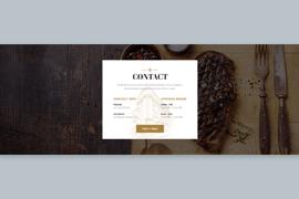 Steak Bistro – Contact