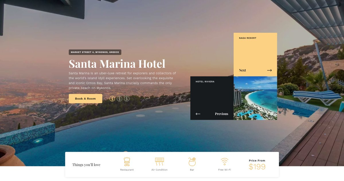 Full Page Hotel
