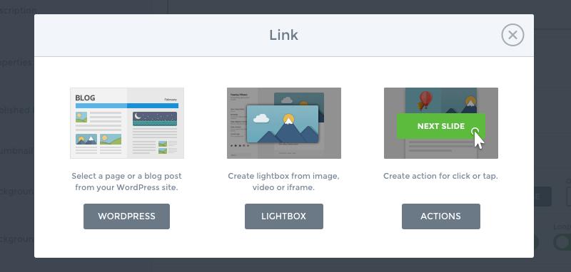 create section with blocks and sliders smart slider 3 wordpress