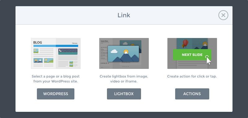 link and navigation in a slider smart slider 3 wordpress plugin
