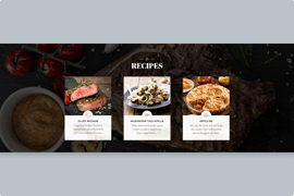Steak Bistro – Recipes