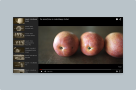 Add YouTube videos to your sliders