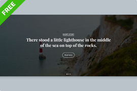 Create free full width slider for WordPress – Smart Slider 3