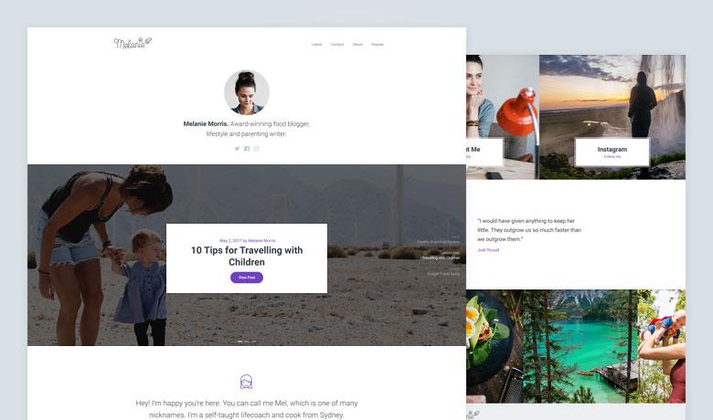 Blogger - New Slider Group Template