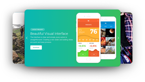 Joomla Slider Templates