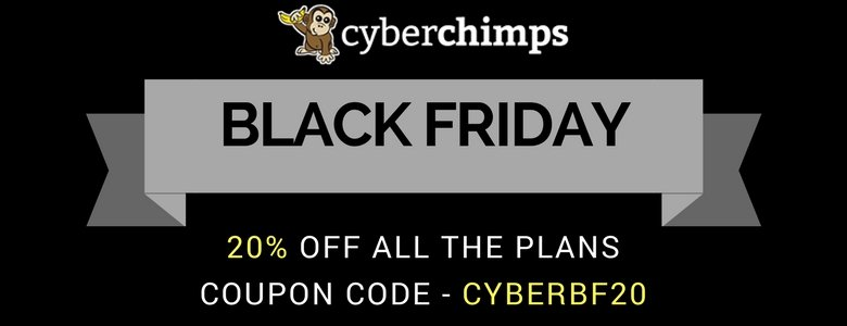 CyberChimps Black Friday Deal 2017