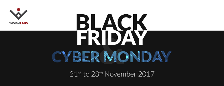 WisdmLabs Black Friday Deal 2017