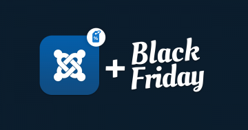 Best Joomla Deals for Black Friday & Cyber Monday 2017