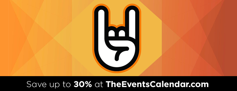 Events Calendar Black Friday Deal 2017