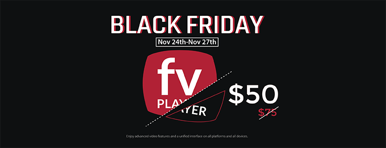 fvplayer Black Friday Deal