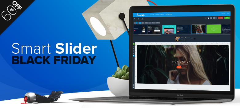 Smart Slider 3 Black Friday Deal 2017