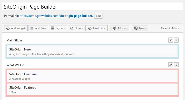 Best 3 Free WordPress Page Builder Plugins Compared 2019 — Blog