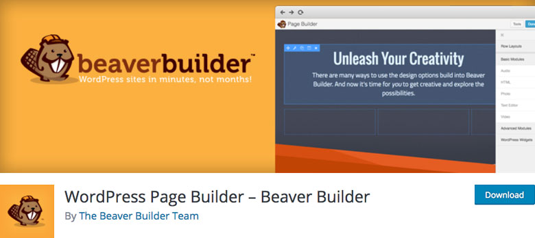 Best 3 Free WordPress Page Builder Plugins Compared 2019 — Blog