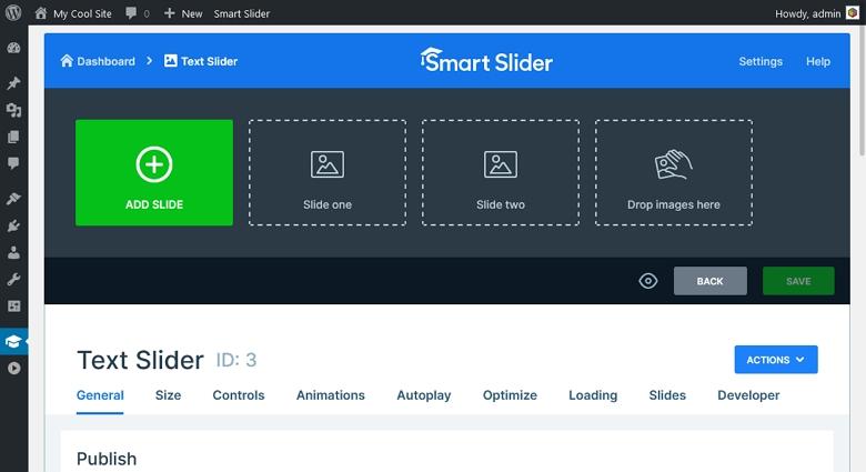 Smart Slider - Slider View