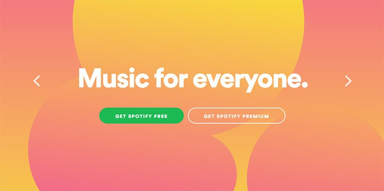 The Project: Spotify Slider