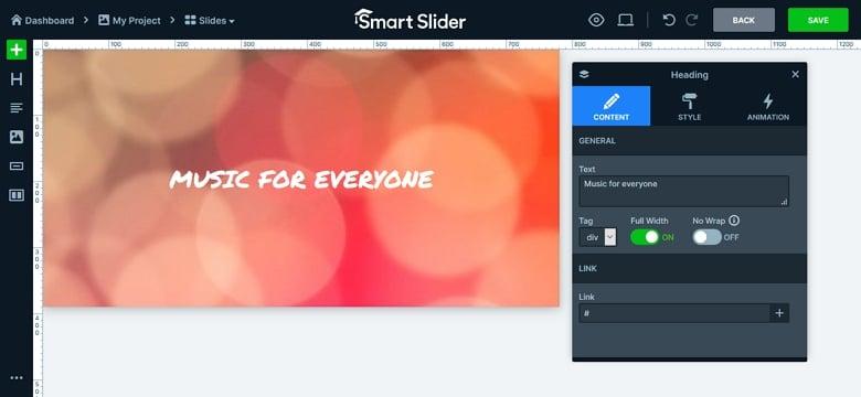 Smart Slider 3 Slide 1