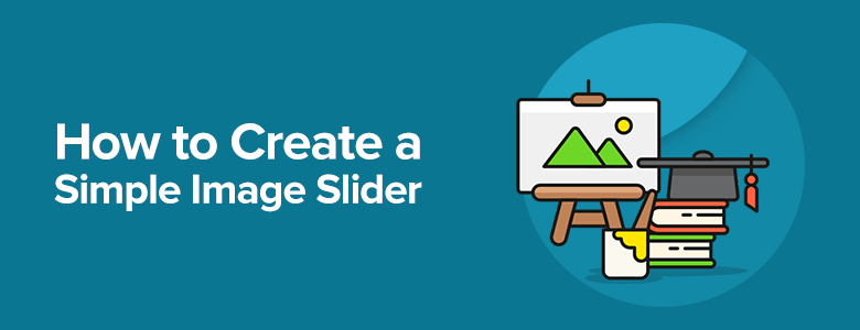 Create image slider tutorial