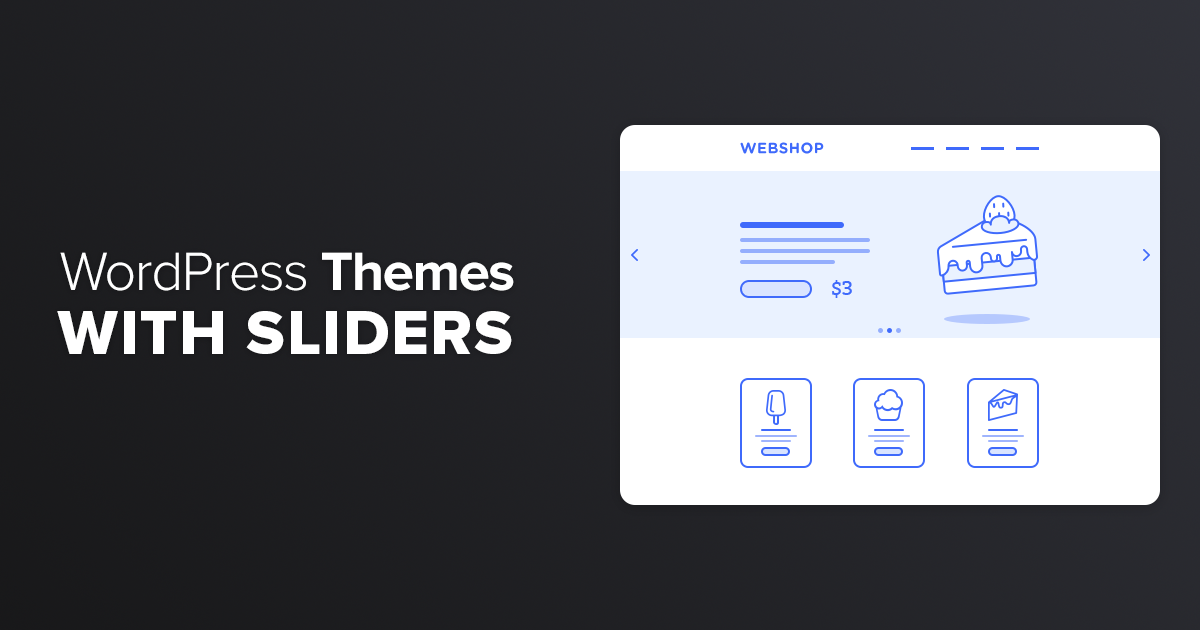 The 8 Best Quality WordPress Themes with Sliders — Smart