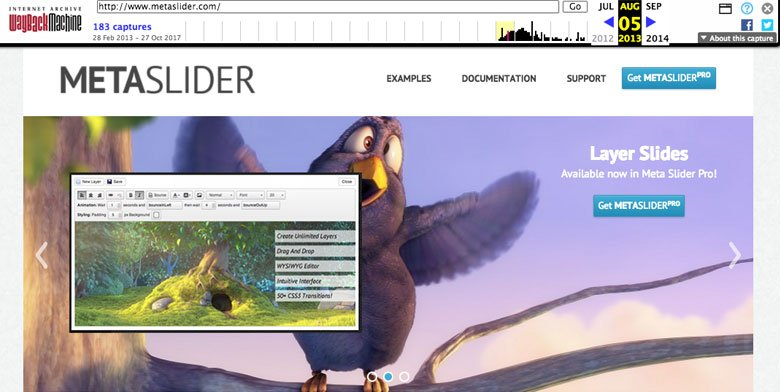 Hero Sliders in Web Design: Ideas, Examples and Inspiration