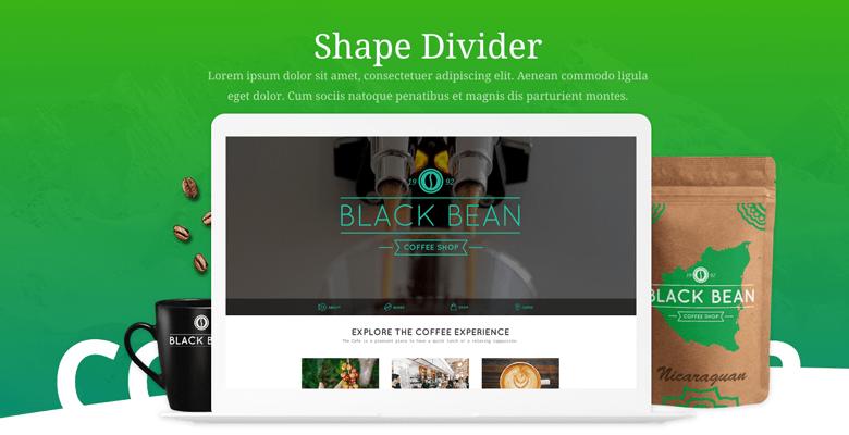 shape divider