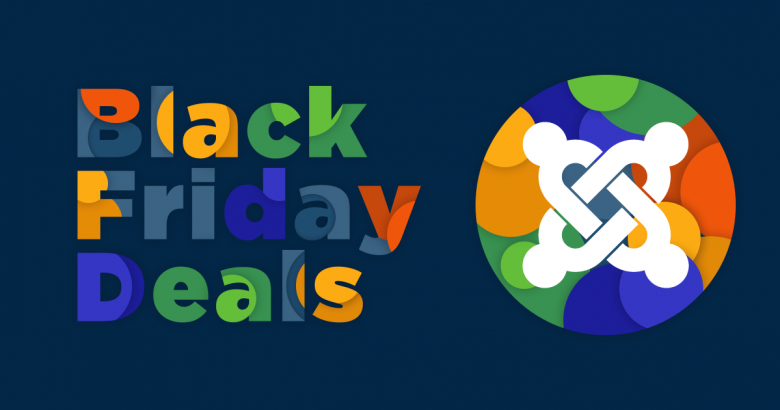 Black Friday Deal Joomla