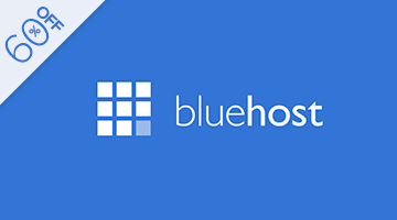 Bluehost WordPress Black Friday Deal