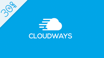 Cloudways WordPress Black Friday Deal