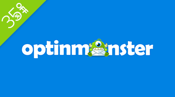 Optin Monster WordPress Black Friday Deal
