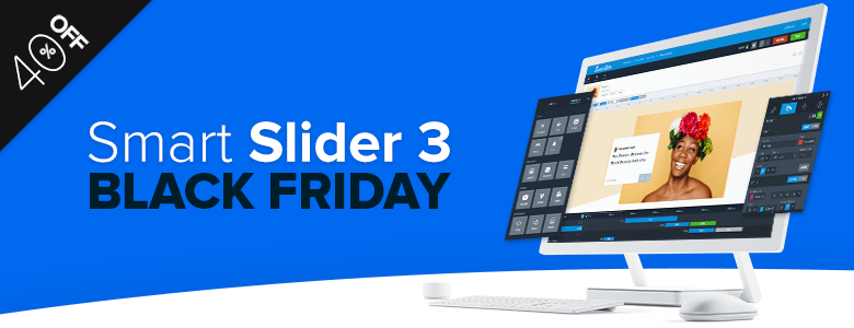 Smart Slider3 Joomla Black Friday Deal