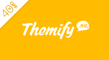 Themify WordPress Black Friday Deal