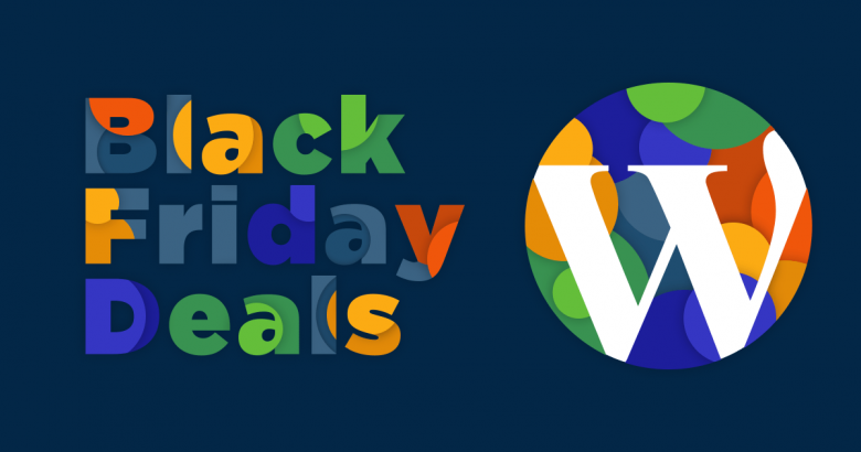 WordPress Black Friday Deals 2018