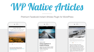WP Native Articles WordPress Black Friday Deal