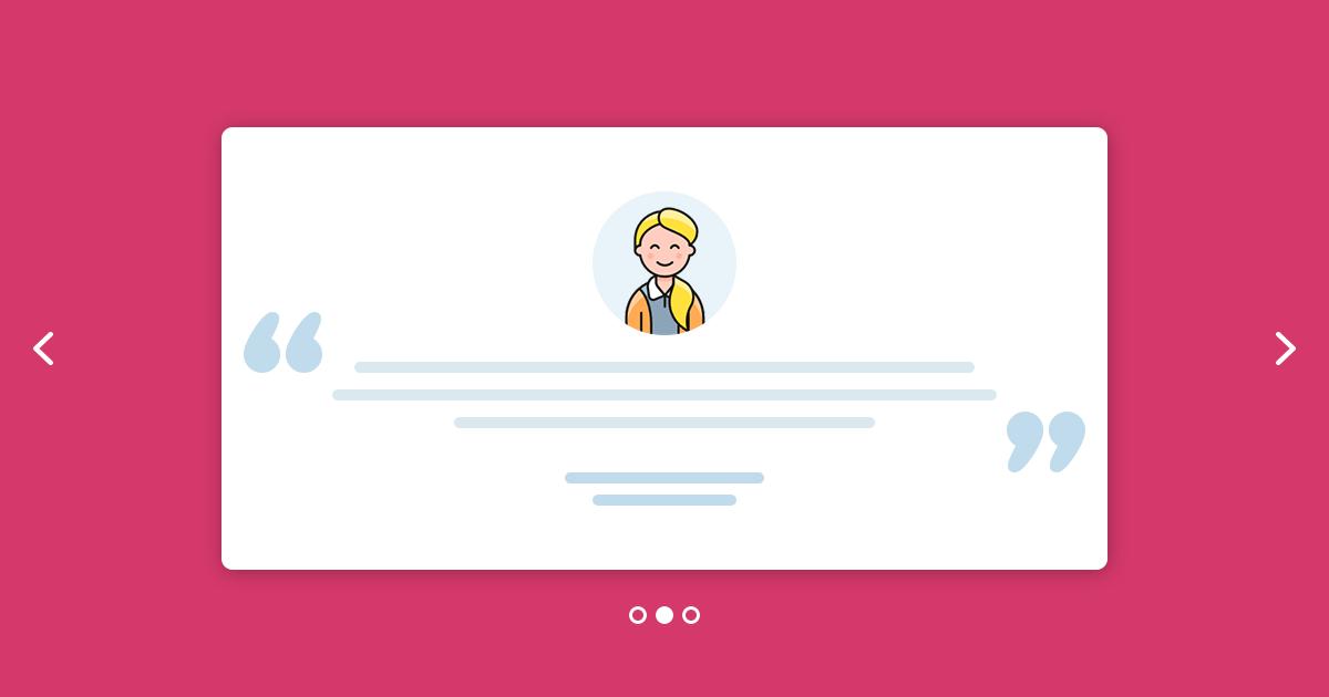 Best Testimonial Slider Examples for WordPress — Smart Slider 3 Blog