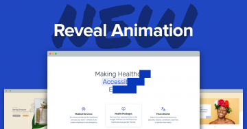Introducing Reveal Animation