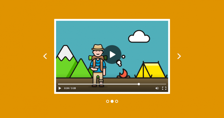 Why do You Need a Video Slider on Your Website? — Smart