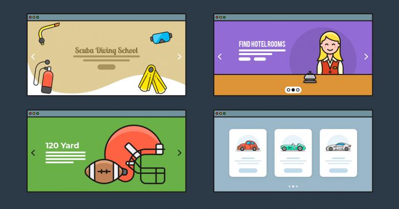 12 Beautiful Full Width Slider Examples — Smart Slider 3 Blog