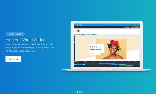 Smart Slider 3 — Responsive WordPress Slider