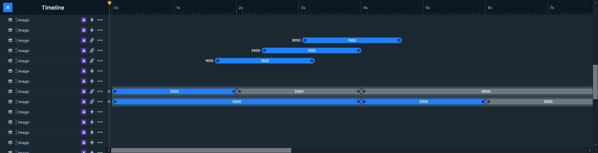 Smart Slider 3 Pro timeline