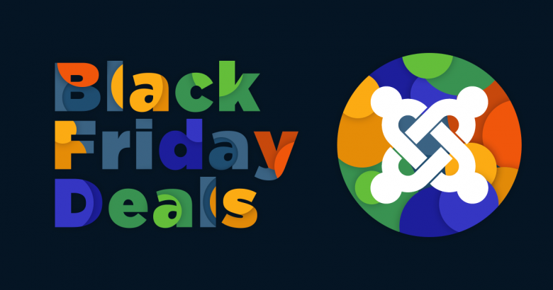 joomla black friday