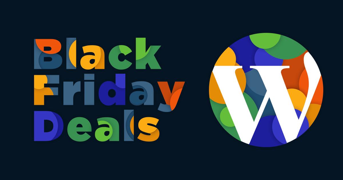 Best WordPress Black Friday Deals 2020 Plugins Themes Hosting