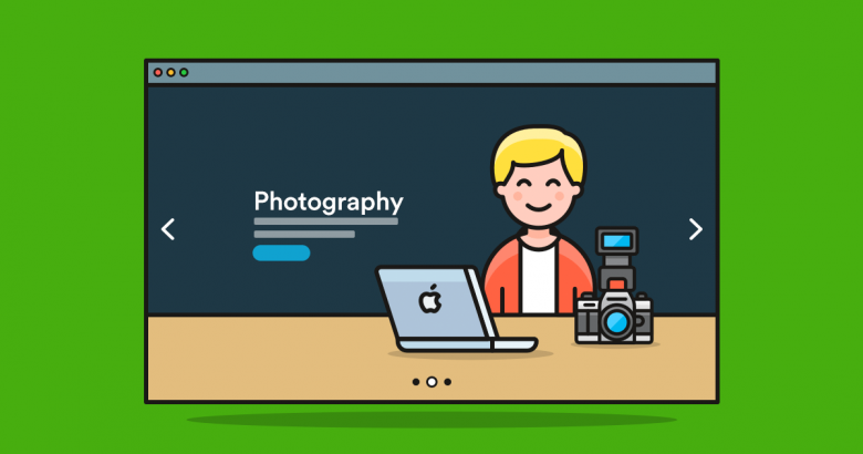 wordpress photography