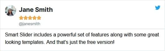 Elementor Reviews widget