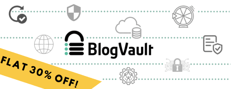 Blog Vault Black Friday Deal