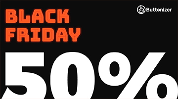 buttonizer black friday deal