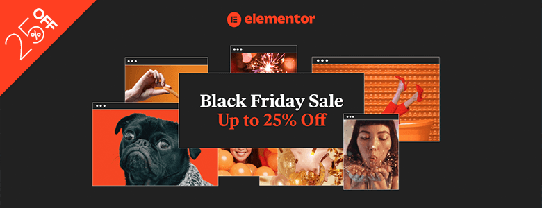 elementor pro black friday deal 2020