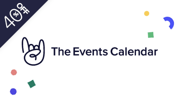 events calendar black friday deal