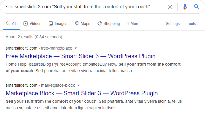 Smart Slider 3 is the best WordPress slider for SEO